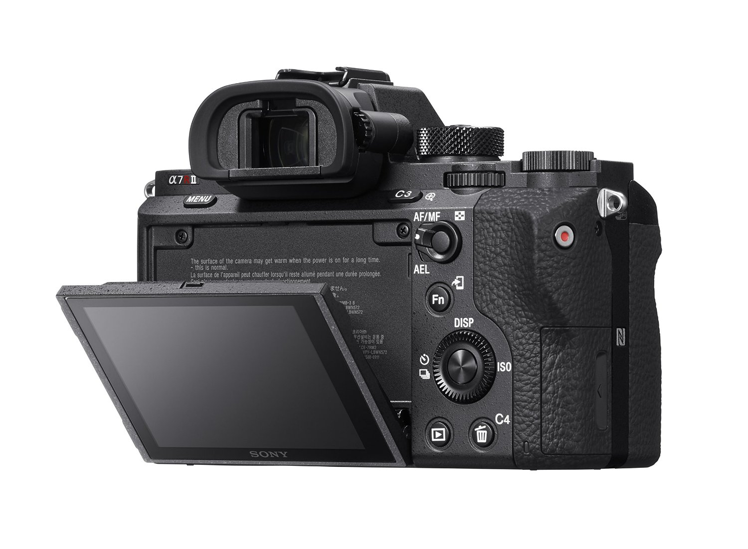 Sony a7R II Full-Frame Mirrorless Digital Camera - Vachon Studio